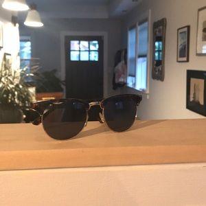 J. Crew Tortoise Shell Sunglasses